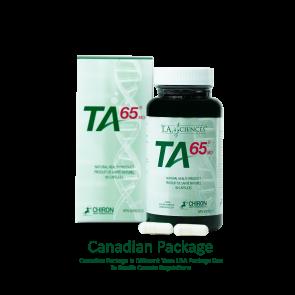 TA-65® 250 Units 90 Capsules